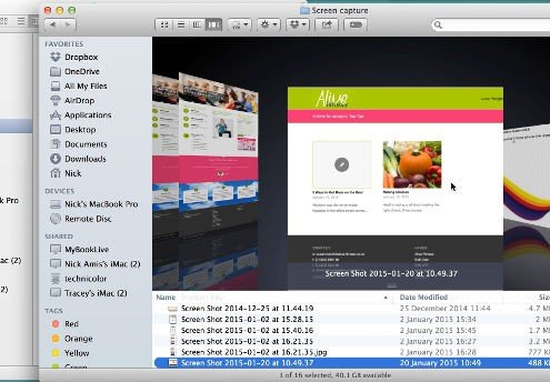 Mac - Finder