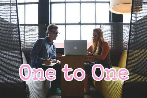 One-to-One Support