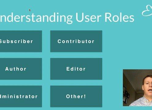 Understanding User Roles with Wordpress