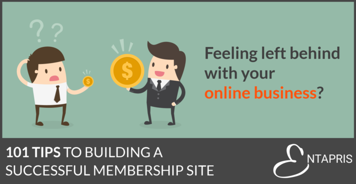 101 Tips to Building a Successful Membership Site