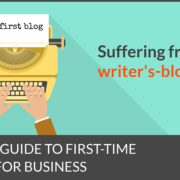 Guide for First Time Blogger