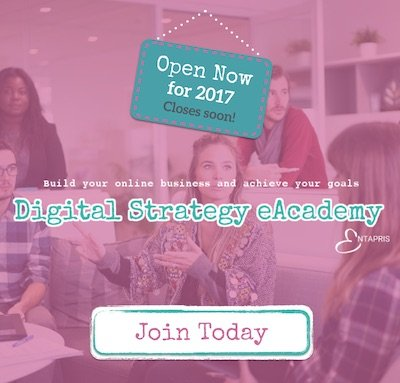 eAcademy Enrolment now open for 2017 - Join Today